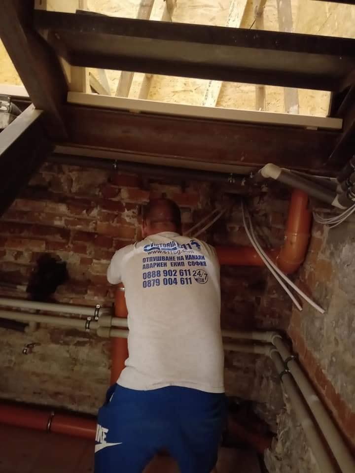 naprava na kanalizatsia i parno otoplenie (2)